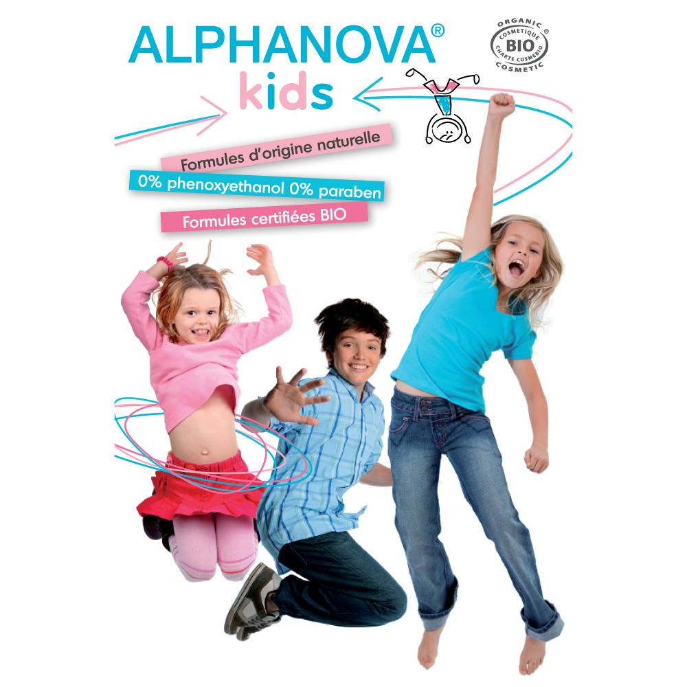 Groothandel Alphanova Biologische kinder KIDS verzorging