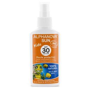 ALPHANOVA SUN BIO 30 KIDS spray