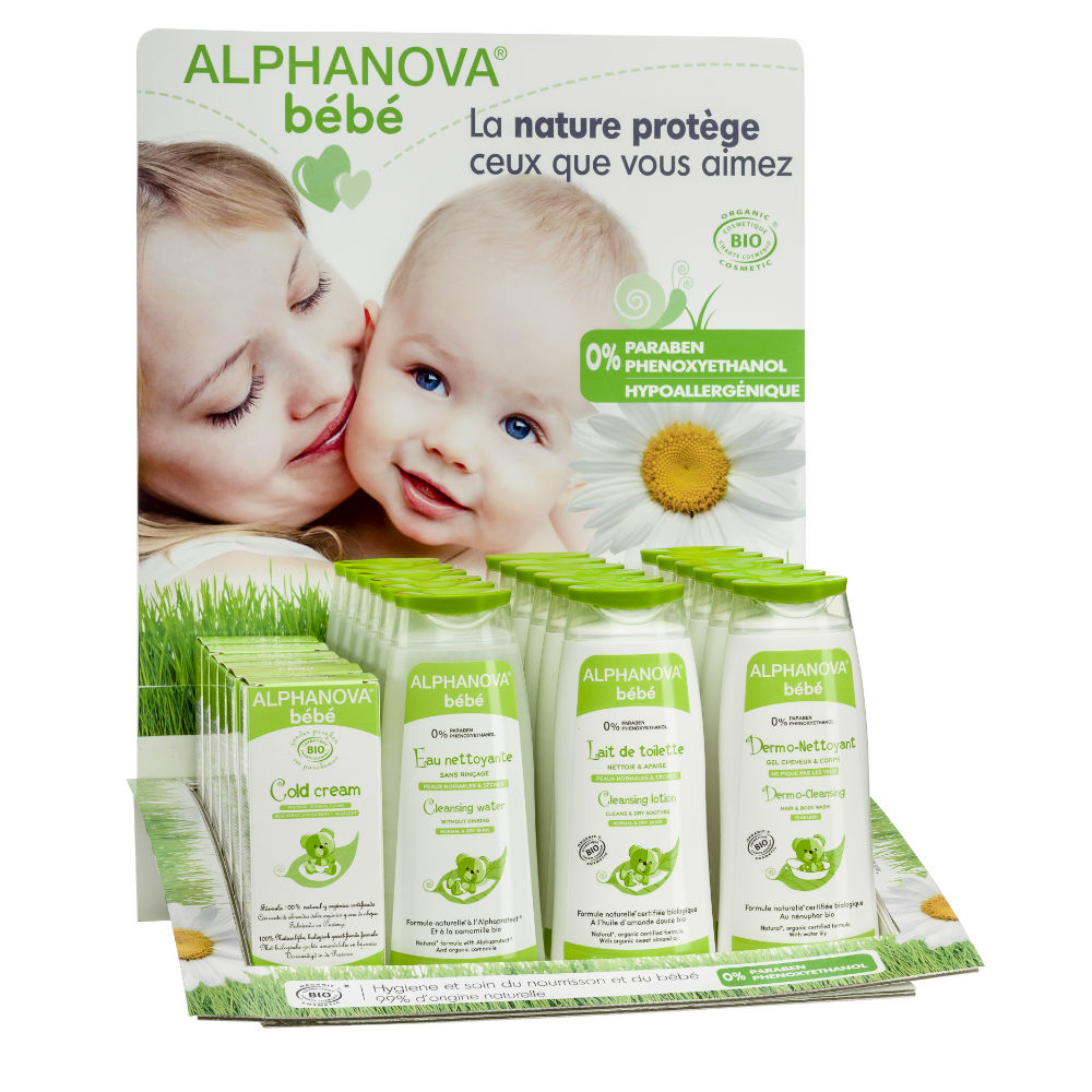 wholesale distributor organic skincare baby