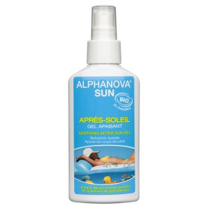 Alphanova sun after sun