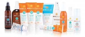 Biosolis zonnebrand distributeur