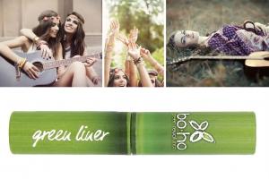 Boho cosmetics greenliner