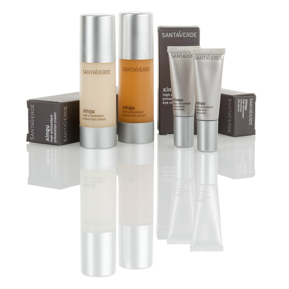 Groothandel Santaverde natuurlijke huidverzorging