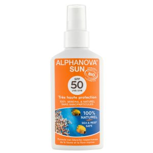 LPHA SUN BIO* SPRAY SPF50 adult