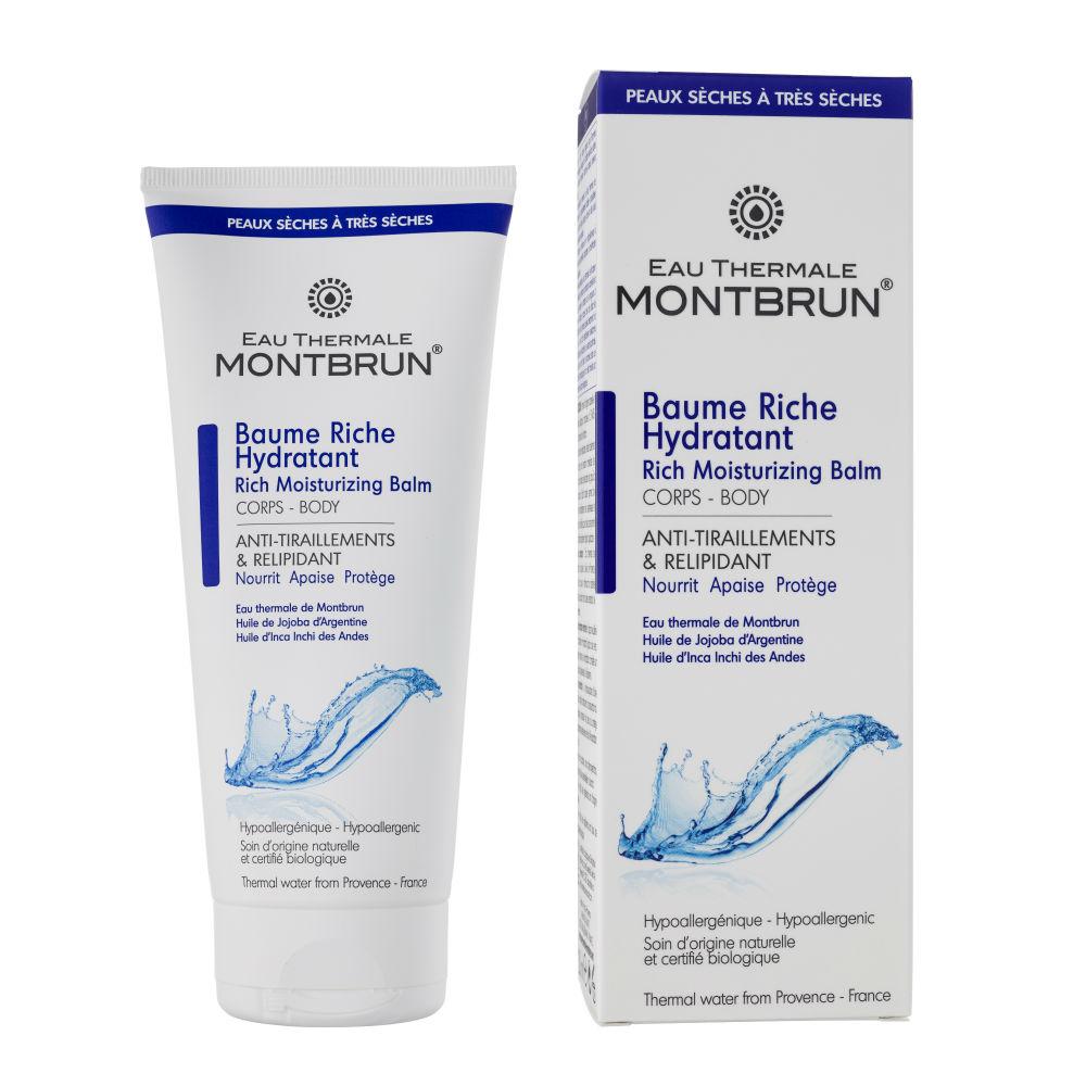 Distributeur Montbrun bodymilk eco huidverzorging