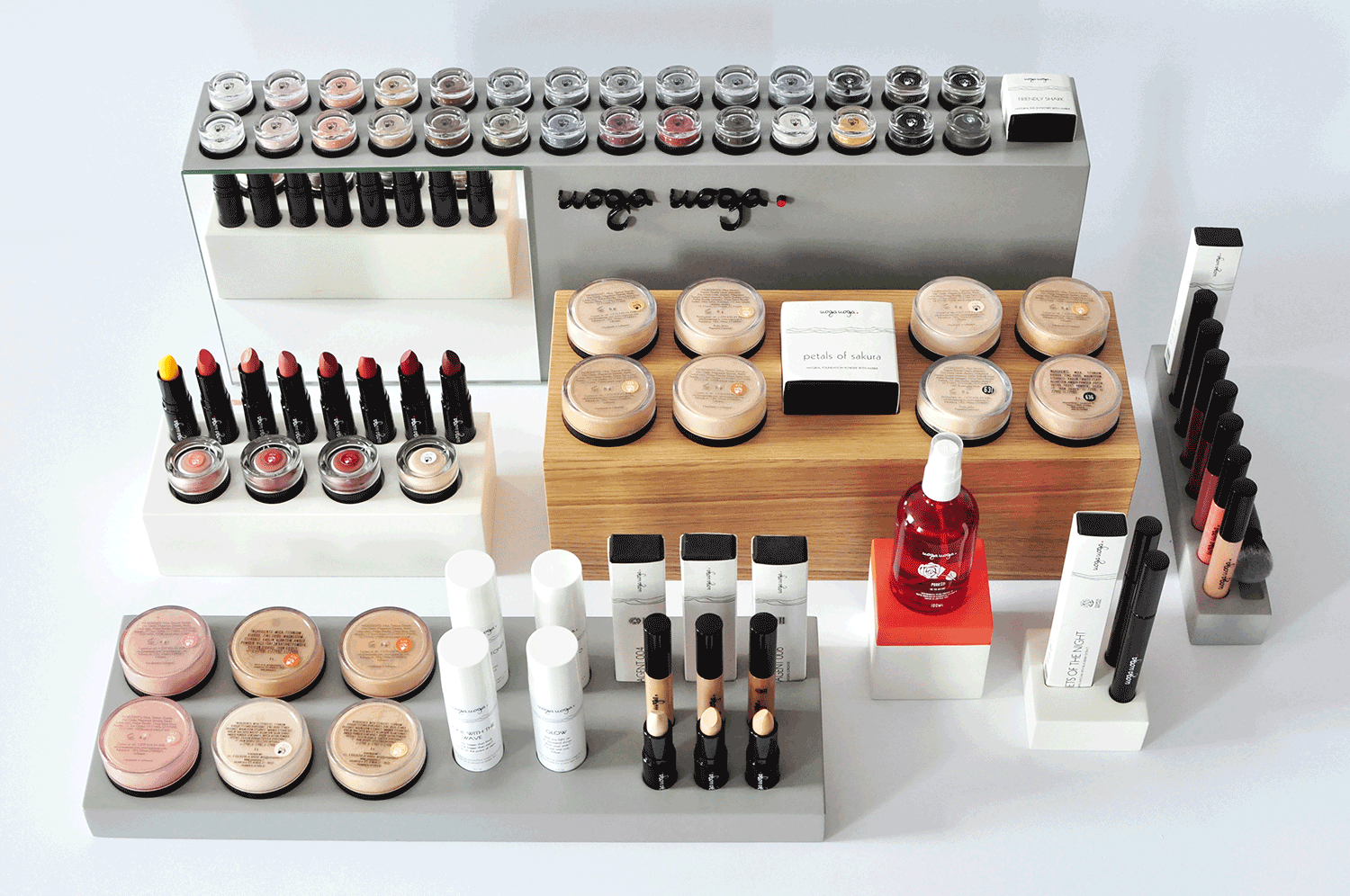Wholesale organic mineral makeup