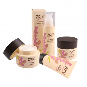 Zoiy Herbal Cosmetics cleansing_range