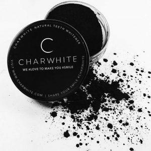 Charwhite voor wittere tanden