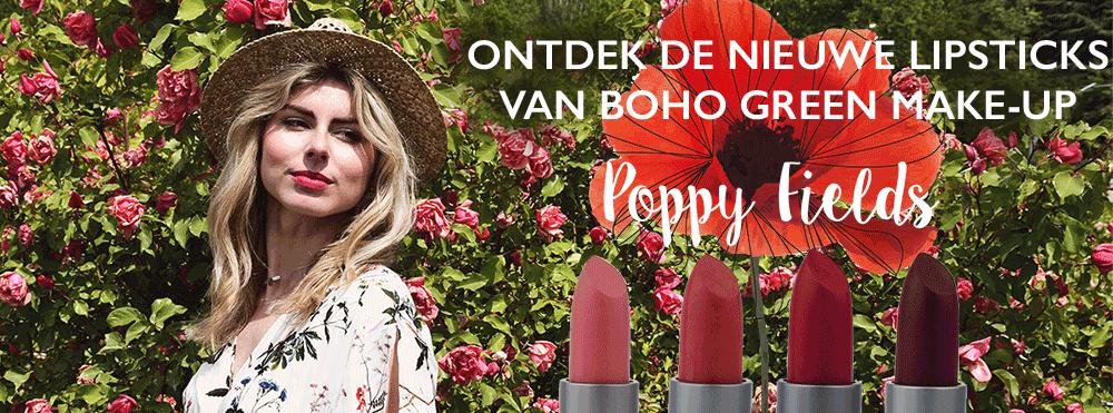 Groothandel boho green make-up natuurlijke lipstick