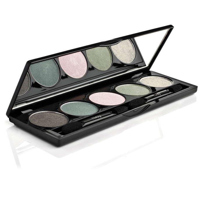 Nvey Eco Organic Eyeshadow Set Palette 2 (72DPI CROPPED)