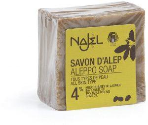 najel-aleppo-soap-4%-laurier-olijfzeep