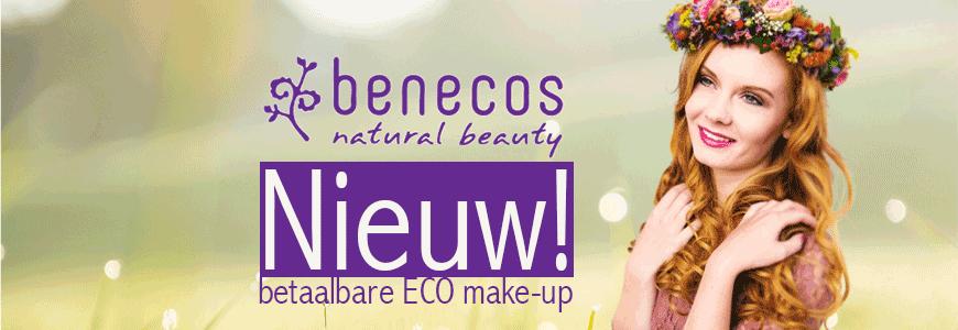 Distributeur biologische make-up van Benecos