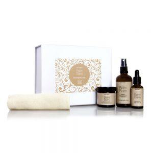Balm Balm frankincense-facial gift set