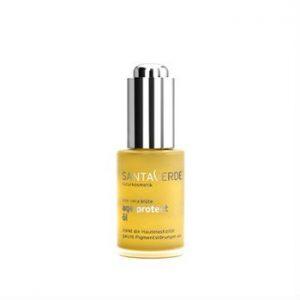 Santaverde age protect facial oil
