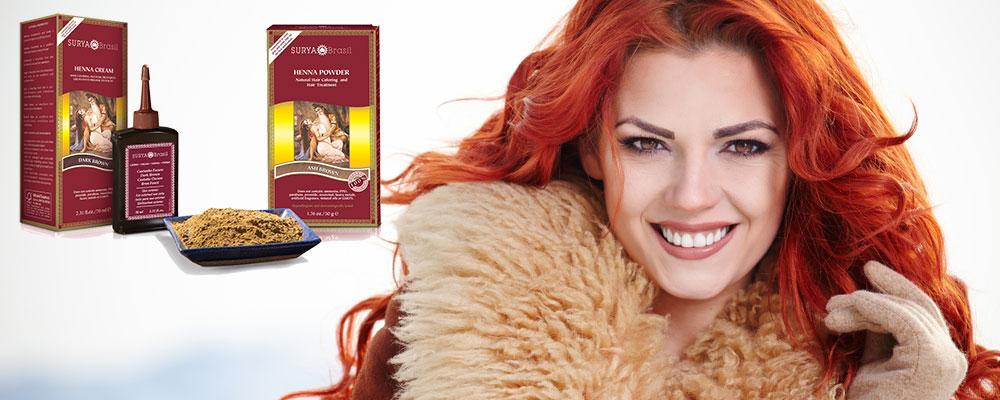 Wholesaler distributor hair dye Henna Surya Brasil