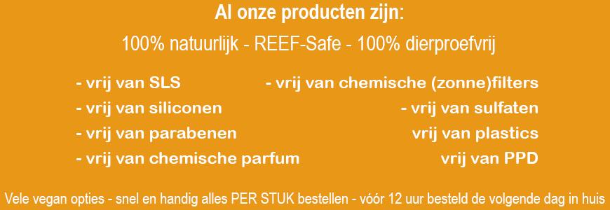 Distributeur groothandel natuurlijke cosmetica en biologische huidverzorging
