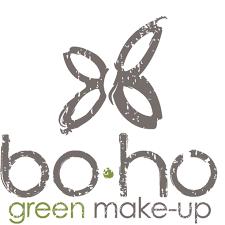 Logo Boho natuurlijke make-up