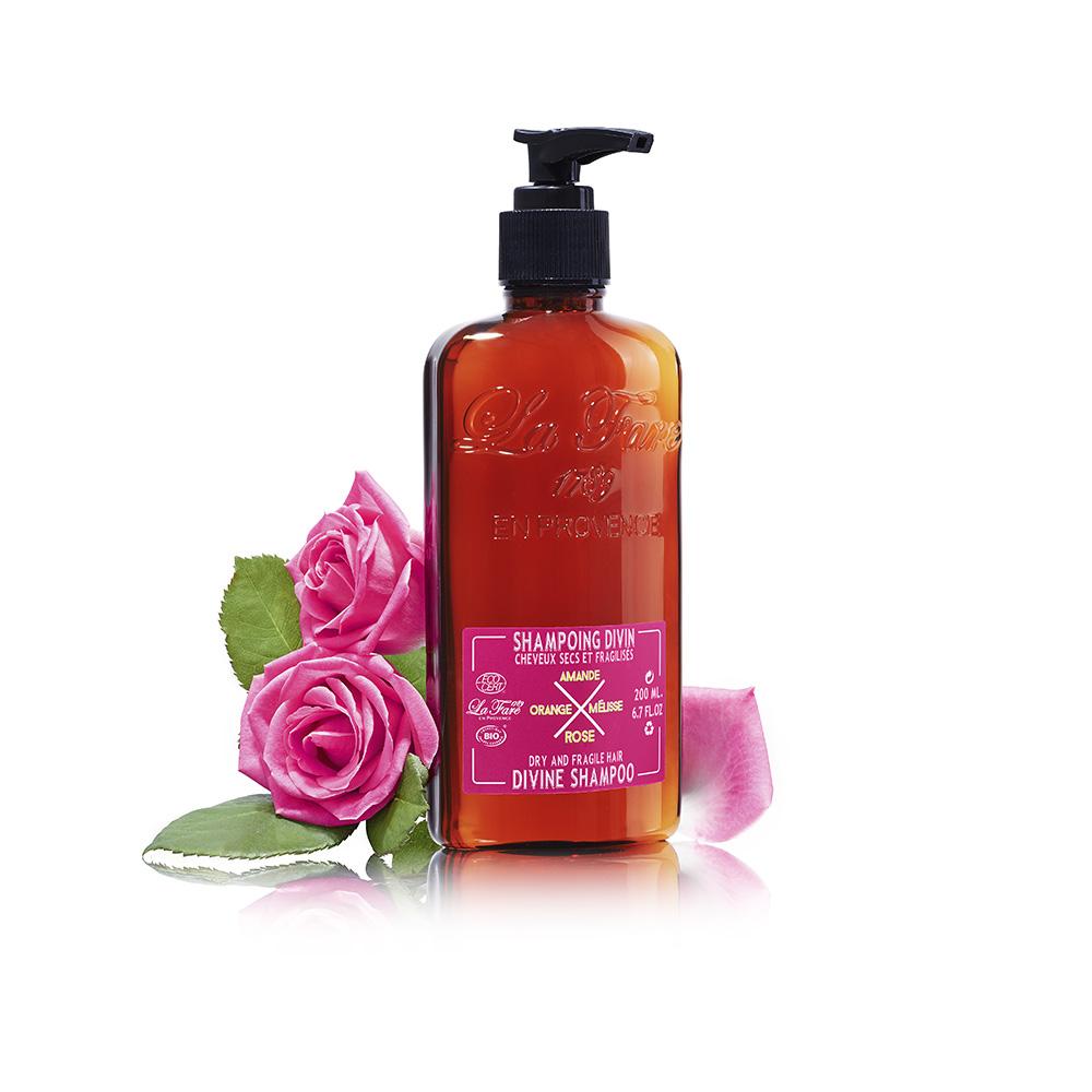 natuurlijke shampoo van La fare groothandel