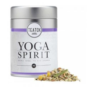 Teatox yoga spirit voorkant