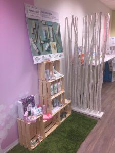 Yaviva showroom ECO cosmetica