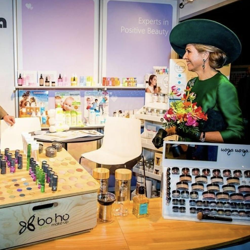 Groothandel natuurlijke cosmetica, make-up en huidverzorging