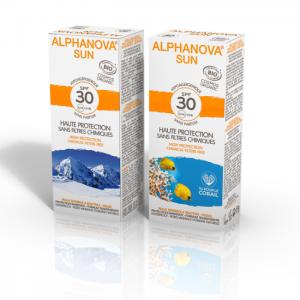 Alphanova sun bio tegen zonne-allergie