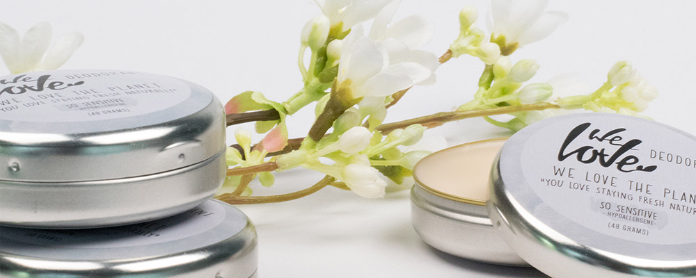 distributeur groothandel We Love the Planet WLTP 100% natuurlijke deodorant
