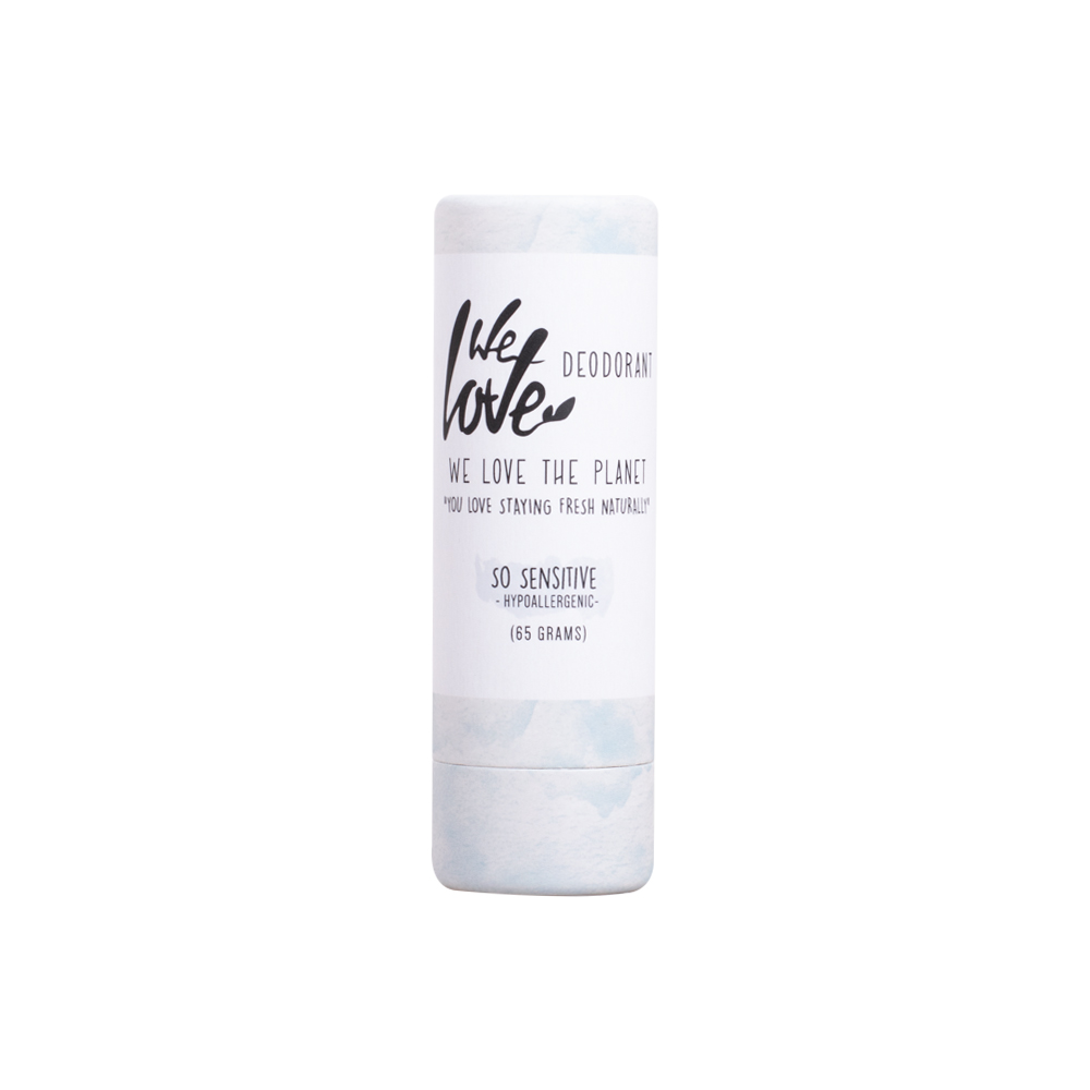 Distributeur WLTP We LOve The Planet natuurlijke deodorant