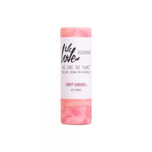 Distributeur WLTP we love the planet deodorant