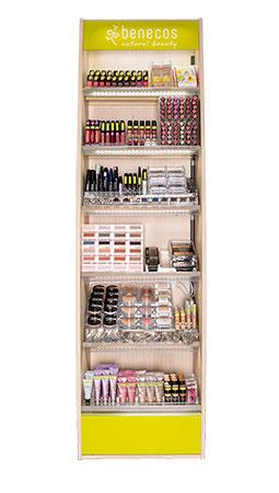 groothandel natuurlijke make-up van Benecos