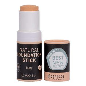 Benecos foundation stick natuurlijke make-up
