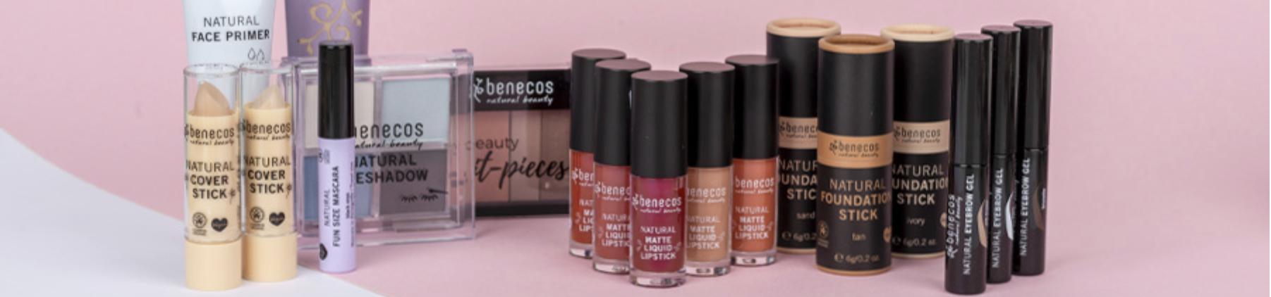 Groothandel Benecos natuurlijke make-up van Europa