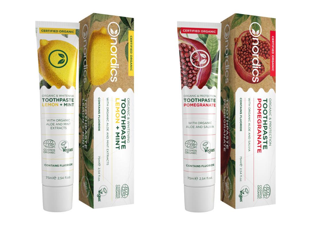 Groothandel distributeur Nordics bamboo tandenborstels en tandpasta