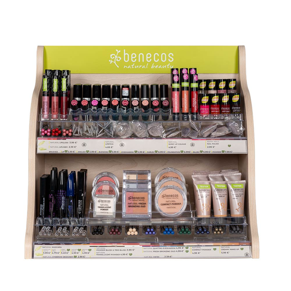 wholesaler Benecos natural makeup