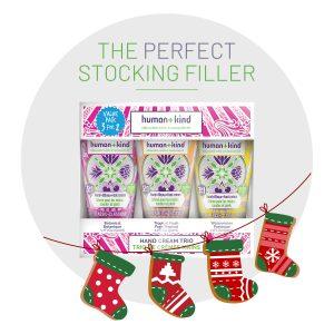 hand cream stocking