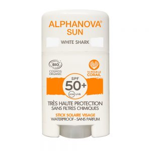 Alphanova NEW-FACE-STICK-WHITE
