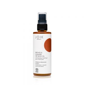 Joik Bronze and shimmering body oil 1000x1000 web
