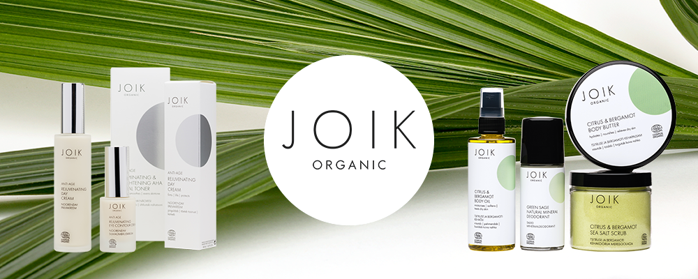 Distributor Joik Organic and Home & Spa