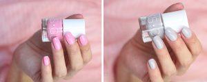 2x banner Glossworks natuurlijke nagellak