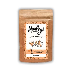 8719326657585 Shampoo vlokken – Oranje, Eucalyptus & Groene klei