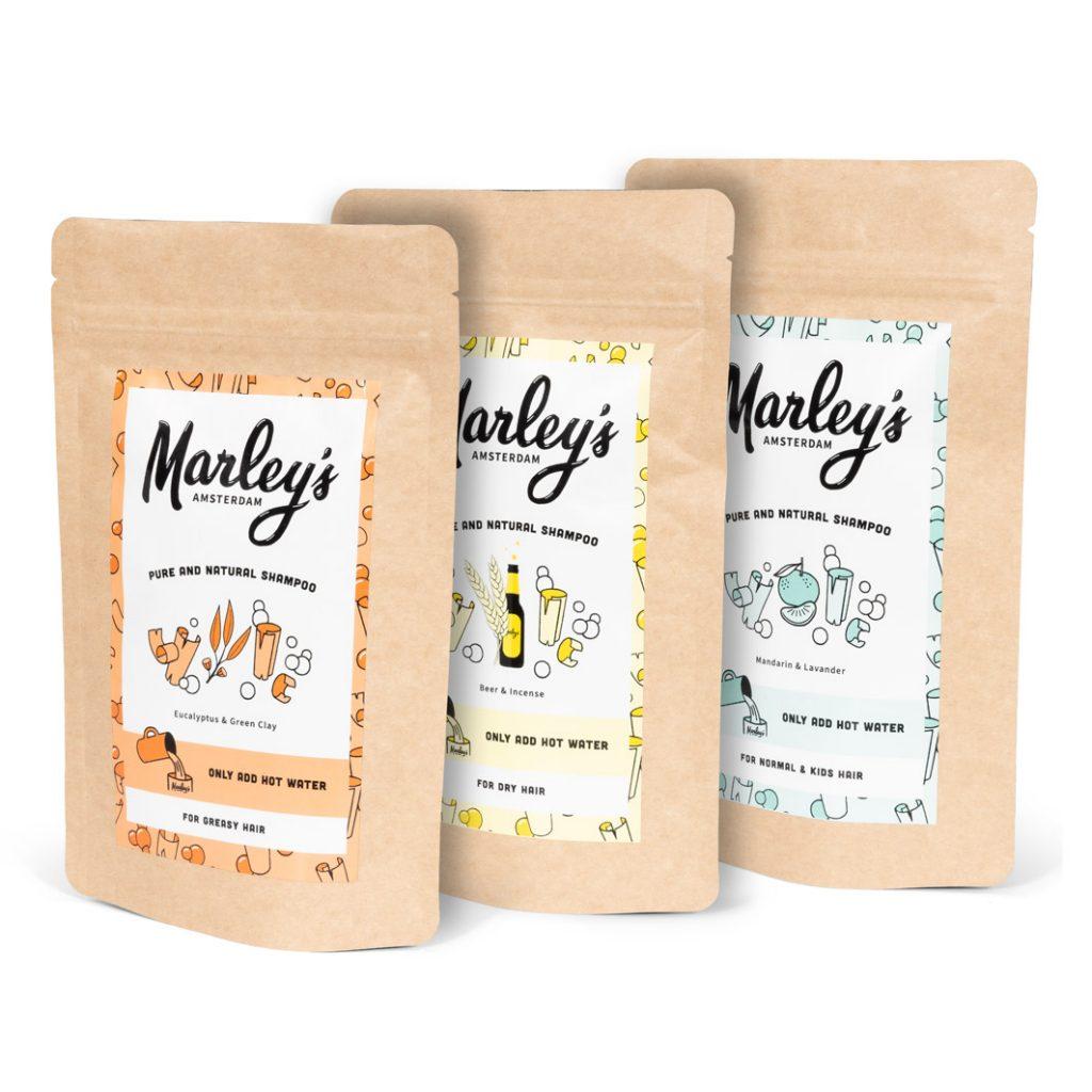 Wholesale distributor Marley's shampoo