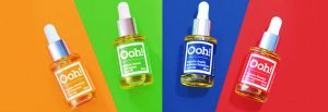 Wholsale organic oil serum