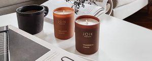 wholesaler vegan scented candles Joik